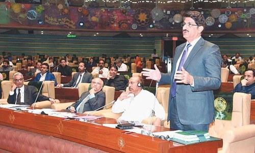 سندھ کے وزیرِاعلیٰ مراد علی شاہ کون؟