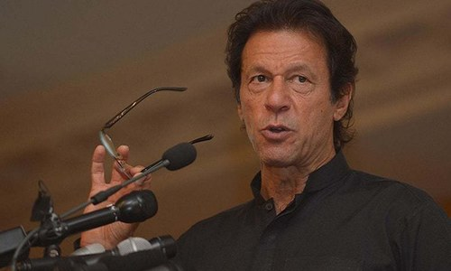 Controversies and contradictions dog Imran Khan's political rise