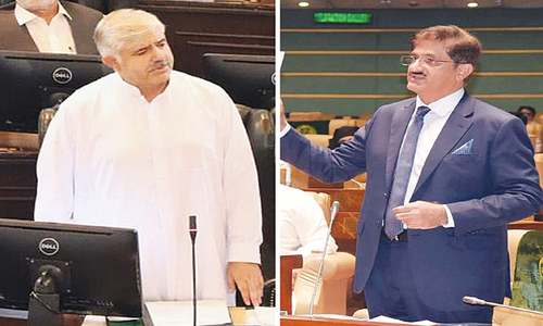 Sindh elects Murad Ali Shah, KP Mahmood Khan as CM