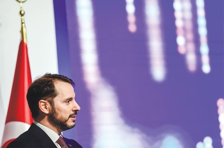 Albayrak, Erdogan's son-in-law and Turkey finance supremo