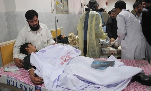 SC concerned over state of affairs in KP hospitals