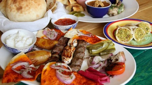 Zaatar's authentic lamb dishes will leave you wanting more