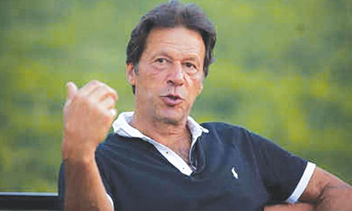 Imran Khan rises from iconic captain to PM