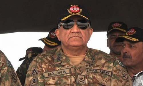 Army chief denies allegations of Pakistani involvement in Ghazni attack