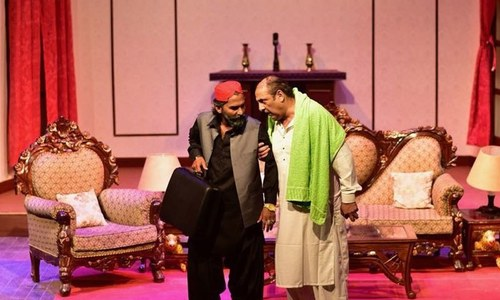 A lot of the dialogues in 'Kyun Nikala?' are not mine, says Anwar Maqsood of his latest play