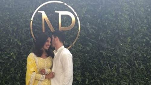 Priyanka and Nick Jonas' engagement festivities kick off in Mumbai