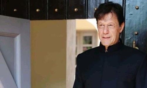 عمران خان کی شیروانی سوشل میڈیا پر توجہ کا مرکز