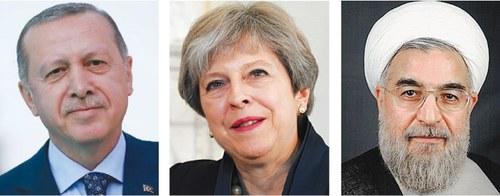 UK, Iran, US, Turkey look forward to working with Imran-led govt