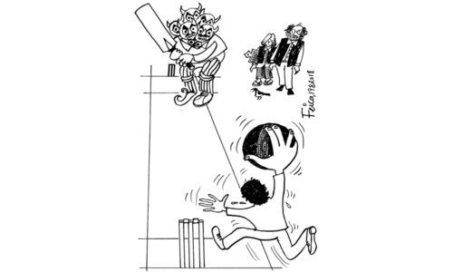 Cartoon: 19 August, 2018