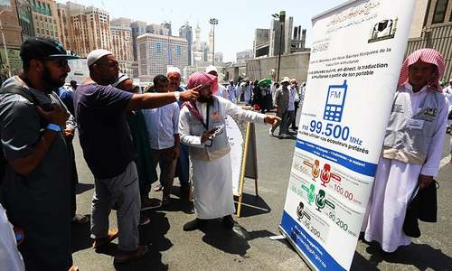 More than 2 million Muslims begin Haj
