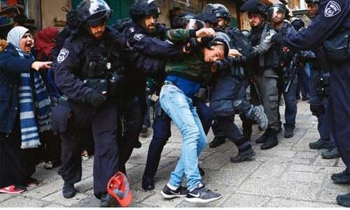 فلسطینیوں کی حفاظت کا ایک حل نئی فورس کا قیام، اقوام متحدہ