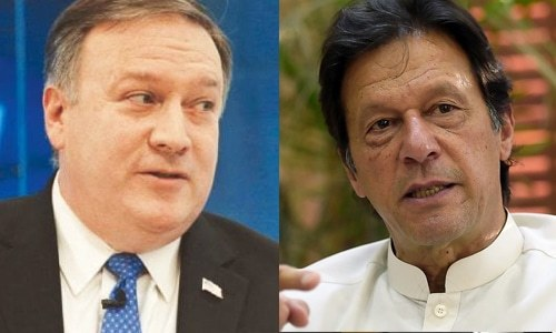 Pompeo to hold talks with Imran next month