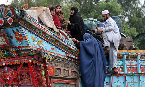 افغانستان ہجرت کرنے والے 85 سے زائد خاندان، پاکستان واپس لوٹ آئے
