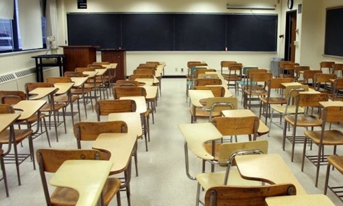 Teachers' chairs to be removed from classrooms