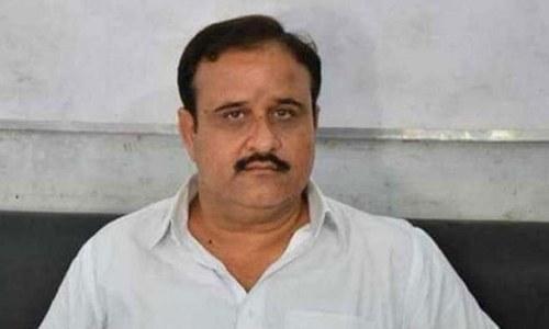 نومنتخب وزیراعلیٰ پنجاب سردار عثمان بزدار نے حلف اٹھا لیا