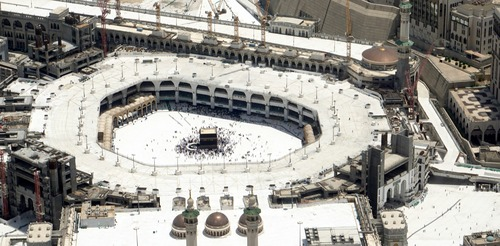 2.4m Muslims travel to Saudi Arabia to perform Haj