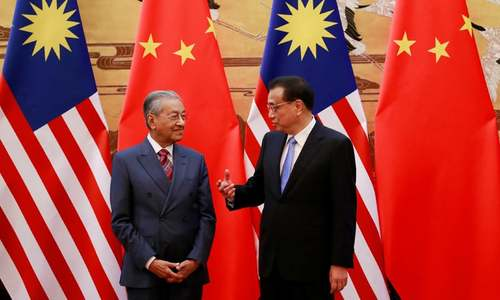 Malaysia hopes China will sympathise with its fiscal woes