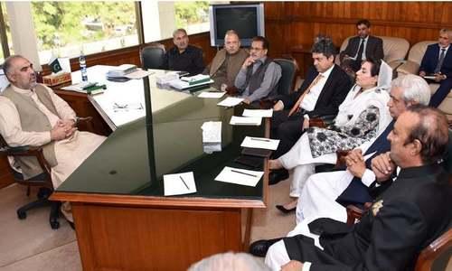 قومی اسمبلی میں اپوزیشن کو 'رام' کرنے کیلئے مشاورتی اجلاس