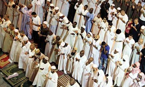 سعودی عرب سمیت خلیجی ریاستوں میں عید الاضحیٰ آج منائی جارہی ہے
