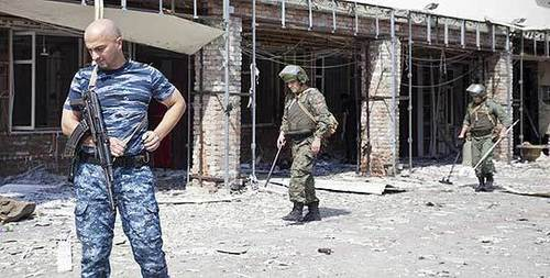 'IS militants' launch attacks in Chechnya; five killed