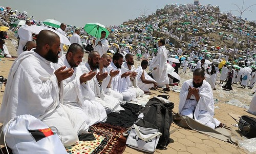 Muslims celebrate Eidul Azha as over 2 million pilgrims conduct Haj rites