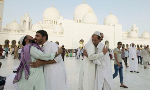 عالمی رہنماؤں کی عیدالاضحیٰ پر مسلمانوں کو مبارکباد