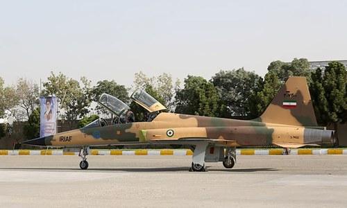 ایران نے مقامی طور پر 'جنگی جہاز' تیار کرلیا