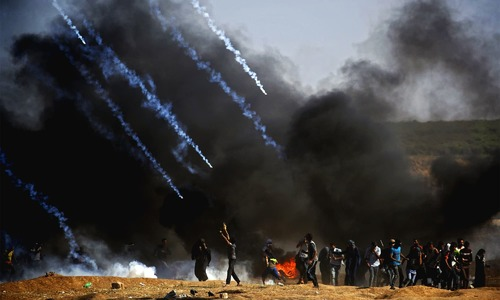 Israeli military to probe deadly shootings along Gaza border