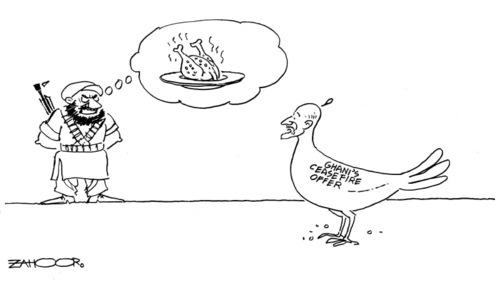 Cartoon: 22 August, 2018