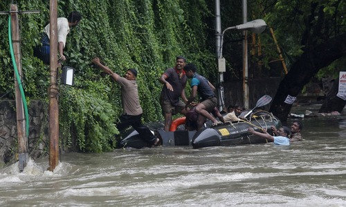 India rejects UAE govt's $100 mn flood disaster fund offer
