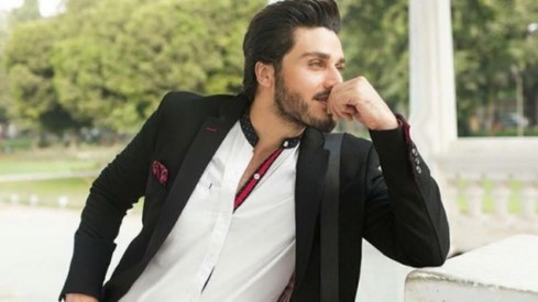 My character in Alif is inspired by Rumi, says Ahsan Khan