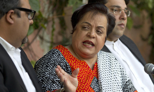 Dr Shireen Mazari delivers sharp rebuke to Human Rights Watch for 'selective oversight'