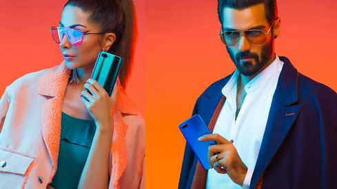 Honor 10 teams up with photographer Abdullah Haris for a new campaign
