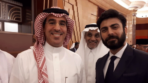 Fawad Khan was glad for the 'anonymity' during Hajj