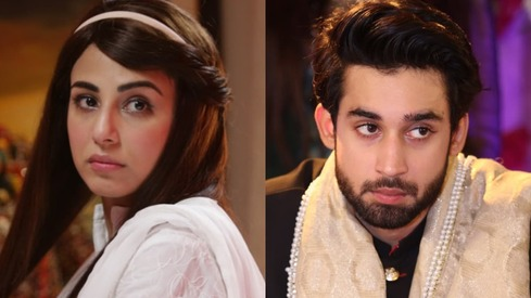 Bilal Abbas Khan and Ushna Shah pair up for upcoming drama Balaa