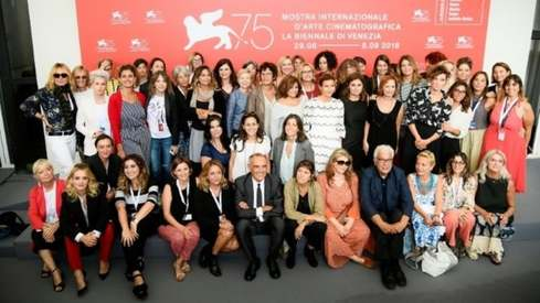 Venice film fest responds to 'toxic masculinity' criticism, signs gender equality charter