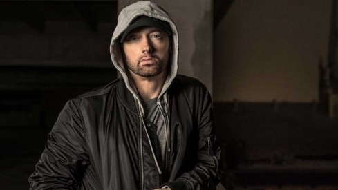 So Eminem just dropped a surprise album