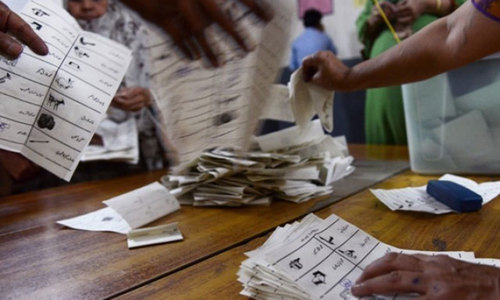 Senate may discuss 'rigging' in elections
