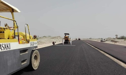 Delay in approvals, disbursements hits CPEC western route projects