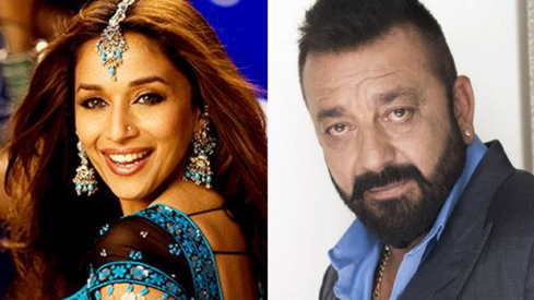 Madhuri Dixit and Sanjay Dutt will reunite onscreen after 21 years