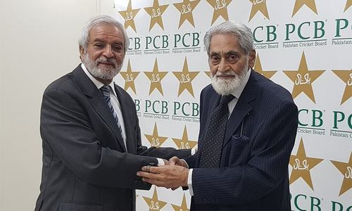 Ehsan Mani elected PCB chairman unopposed