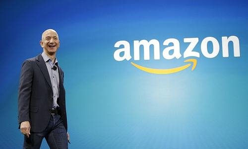 Amazon becomes second US company to reach $1 trillion market value