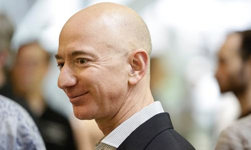 Jeff Bezos rockets to richest person on the planet