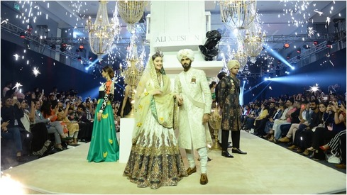 Review: Ali Xeeshan and Nomi Ansari set PLBW18 off to a good start
