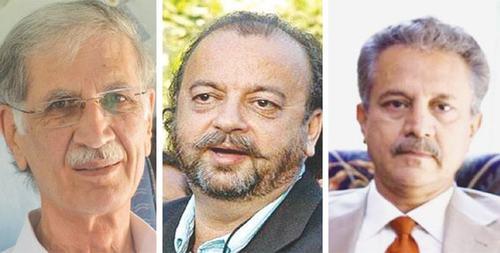 NAB okays probes against Khattak, Durrani, Waseem