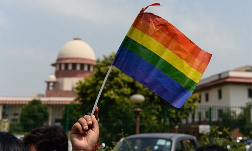 Indian Supreme Court decriminalises homosexuality in landmark verdict