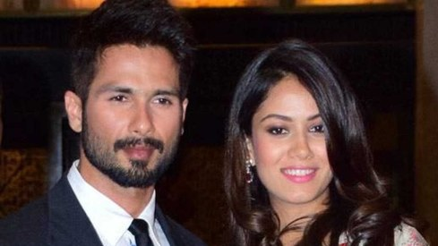 Shahid Kapoor and Mira Rajput welcome baby boy
