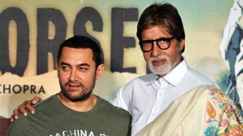 Shooting with Amitabh Bachchan was a fanboy moment for me, says Aamir Khan