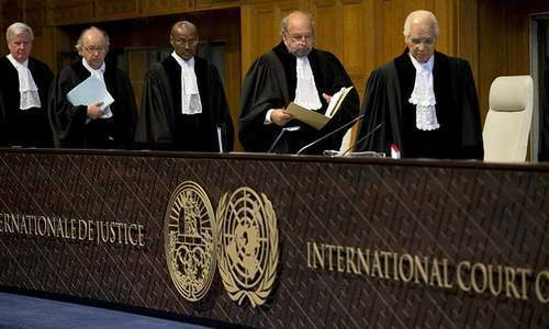 ICC says it has jurisdiction over alleged crimes against Rohingya