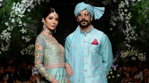 7 unconventional colours for the modern Pakistani bride, according to PLBW18